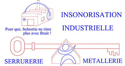 Logo I.I.M.T. (INSONORISATION INDUSTRIELLE MONTAGE TECHNIQUE)